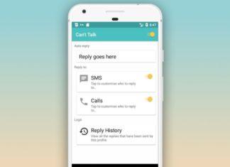 Cant Talk Screenshot