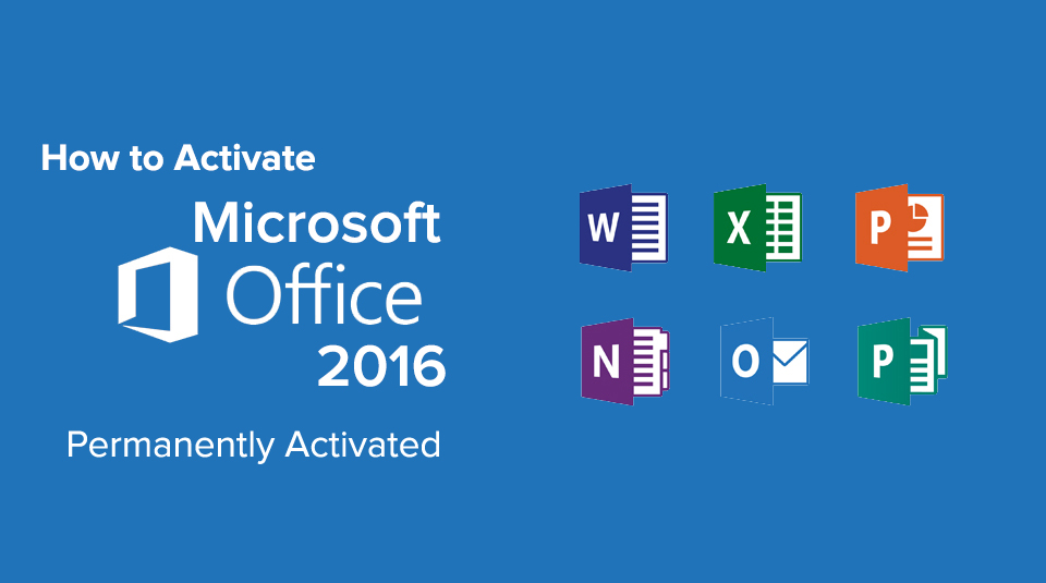 microsoft office free activation code 2016
