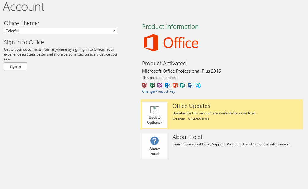 activation key for microsoft office 2016 plus